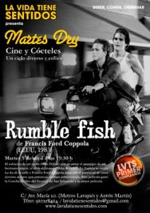 Rumble Fish Martes Dry
